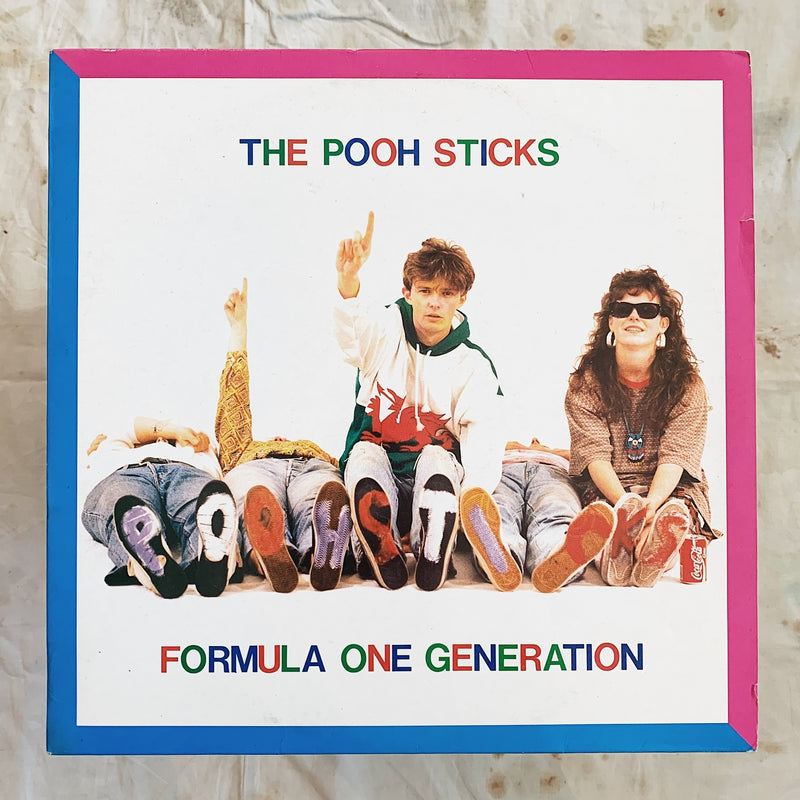 The Pooh Sticks / Formula One Generation LP