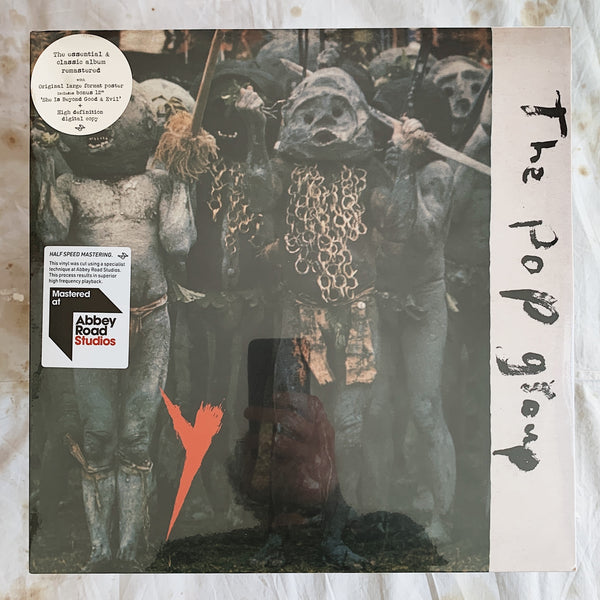 The Pop Group / Y LP + 12""