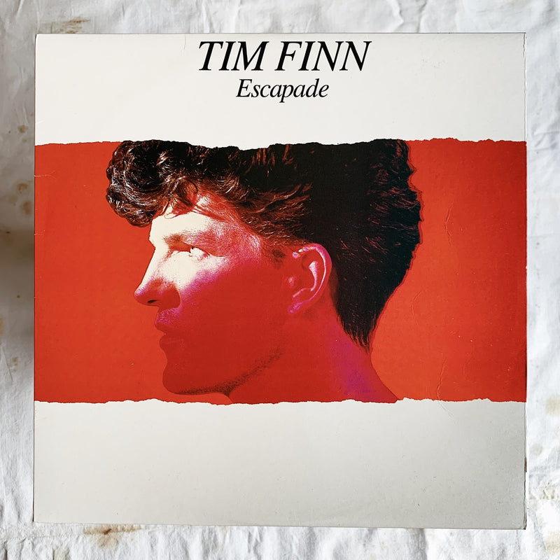 Tim Finn / Escapade LP
