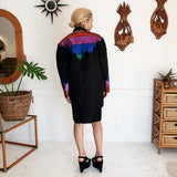 Vintage 80s Jill Fitzsimon Powersuit Jacket & Skirt