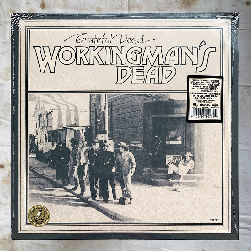 Grateful Dead / Workingman's Dead LP