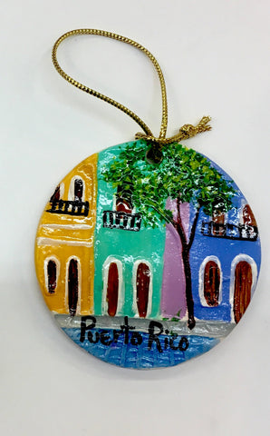 Christmas Ornaments Casita