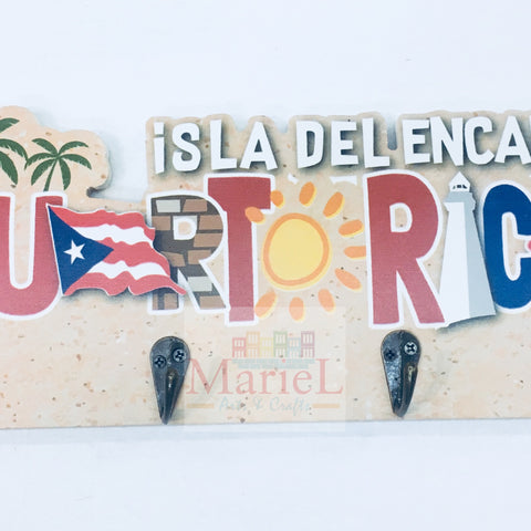 Key holder Puerto Rico