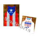 Jerseys shirt Puerto Rico sleeves less