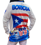 Long sleeves shirts boricua