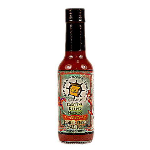 Hot Pepper sauces / crushed pepper sauces