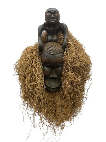 African Mask 8