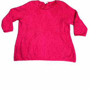 Primary Photo - BRAND: SEJOUR STYLE: SWEATER HEAVYWEIGHT COLOR: MAGENTA SIZE: 2X SKU: 196-196132-3076