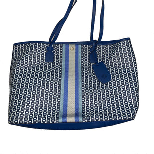 Primary Photo - BRAND: TORY BURCHSTYLE: HANDBAG DESIGNERCOLOR: BLUESIZE: LARGESKU: 190-190106-47250