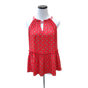 Primary Photo - BRAND: LOFT STYLE: TOP SLEEVELESS COLOR: RED SIZE: M SKU: 196-19681-76756