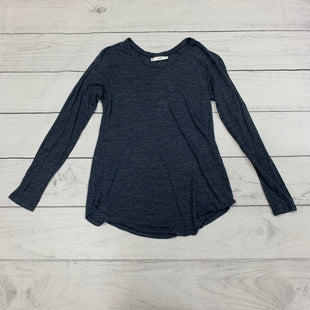 Primary Photo - BRAND: VINCE STYLE: TOP LONG SLEEVE BASIC COLOR: BLUE SIZE: XS SKU: 196-196112-52011