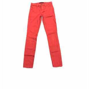 Primary Photo - BRAND: J BRAND STYLE: PANTS COLOR: RED SIZE: 2 SKU: 196-196136-5033