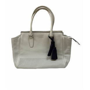 Primary Photo - BRAND: COACH STYLE: HANDBAG DESIGNER COLOR: WHITE SIZE: LARGE SKU: 196-19681-71985