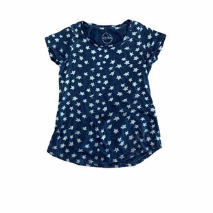 Primary Photo - BRAND: LUCKY BRAND STYLE: TOP SHORT SLEEVE BASIC COLOR: BLUE SIZE: S SKU: 196-14511-48216