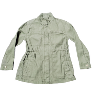 Primary Photo - BRAND: OLD NAVY STYLE: JACKET OUTDOOR COLOR: GREEN SIZE: M SKU: 196-196112-56113