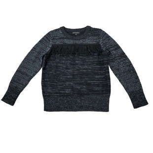 Primary Photo - BRAND: BANANA REPUBLIC STYLE: SWEATER HEAVYWEIGHT COLOR: BLACK SIZE: S SKU: 196-19681-74049