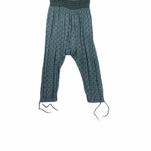 Primary Photo - BRAND: ANTHROPOLOGIE STYLE: PANTS COLOR: TEAL SIZE: 6 SKU: 196-196112-53620