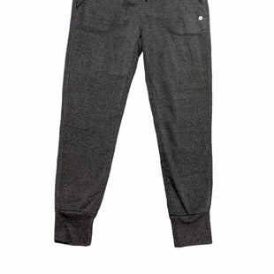 Primary Photo - BRAND: 90 DEGREES BY REFLEX STYLE: ATHLETIC PANTS COLOR: GREY SIZE: L SKU: 196-19681-74064