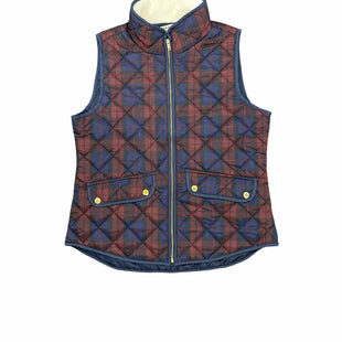 Primary Photo - BRAND: TELLURIDE STYLE: VEST DOWN COLOR: RED BLUE SIZE: L SKU: 196-196145-3523