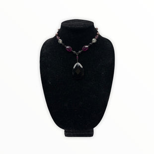 Primary Photo - BRAND: LIA SOPHIA JEWELRY STYLE: NECKLACE COLOR: PURPLE SKU: 196-196112-54498