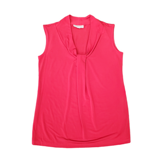 Primary Photo - BRAND: DANA BUCHMAN STYLE: TOP SLEEVELESS COLOR: RED SIZE: S SKU: 196-196112-56983