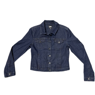 Primary Photo - BRAND: KENSIE STYLE: JACKET OUTDOOR COLOR: DENIM BLUE SIZE: S SKU: 196-196136-3778
