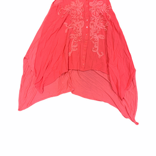 Primary Photo - BRAND: FREE PEOPLE STYLE: TOP SLEEVELESS COLOR: CORAL SIZE: S SKU: 196-14511-47797