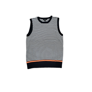 Primary Photo - BRAND: J CREW STYLE: TOP SLEEVELESS COLOR: STRIPED SIZE: M SKU: 196-196112-58327