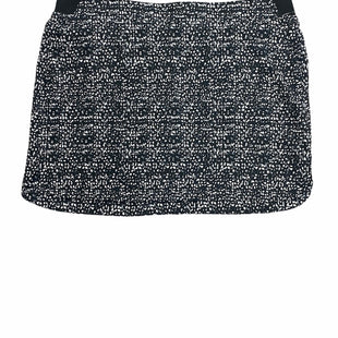 Primary Photo - BRAND: CYPRESS CLUBSTYLE: SKORT COLOR: BLACK WHITE SIZE: 18  SKU: 196-196112-58688
