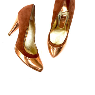 Primary Photo - BRAND: JONATHAN KELSEYSTYLE: SHOES DESIGNERCOLOR: COPPERSIZE: 7.5OTHER INFO: JONATHAN KELSEY -SKU: 196-19694-31659