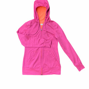 Primary Photo - BRAND: COLUMBIA STYLE: SWEATSHIRT HOODIE COLOR: PINK SIZE: M SKU: 196-14511-46904