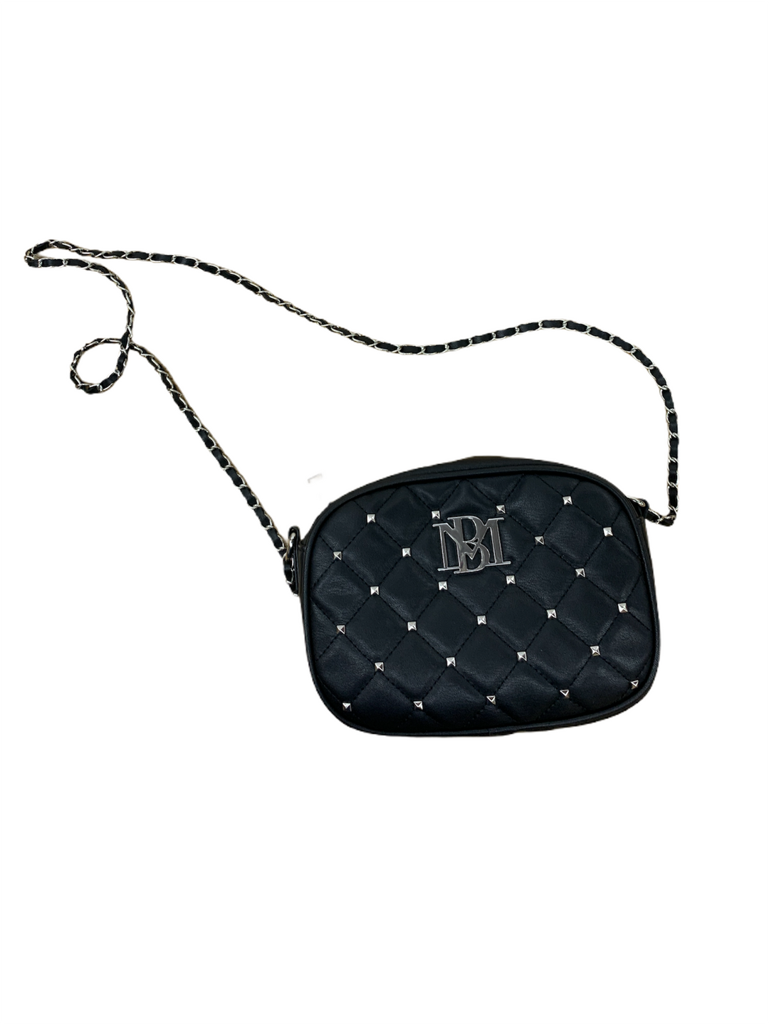 Primary Photo - BRAND: BADGLEY MISCHKA <BR>STYLE: HANDBAG DESIGNER <BR>COLOR: BLACK <BR>SIZE: SMALL <BR>SKU: 196-196145-1603