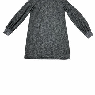 Primary Photo - BRAND: LOU AND GREY BY LOFT STYLE: DRESS SHORT LONG SLEEVE COLOR: BLACK SIZE: M SKU: 196-14511-47174