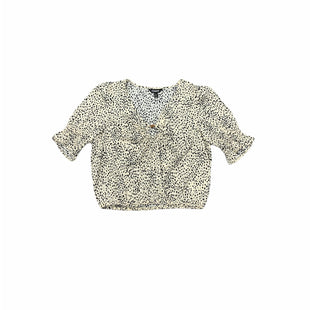 Primary Photo - BRAND: EXPRESS STYLE: TOP SHORT SLEEVE BASIC COLOR: BEIGE SIZE: M SKU: 196-19666-18774