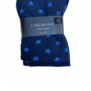 Primary Photo - BRAND: LANE BRYANT STYLE: LEGGINGS COLOR: NAVY SIZE: 3X SKU: 196-196145-496