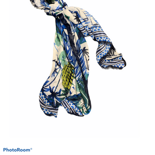 Primary Photo - BRAND: VINCE CAMUTO STYLE: SCARF COLOR: BLUE WHITE SKU: 196-196141-1679