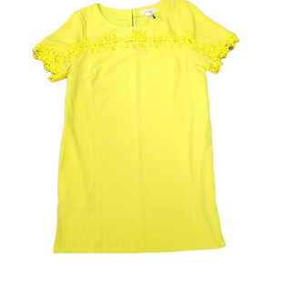 Primary Photo - BRAND:    LOVERICHESTYLE: DRESS SHORT SHORT SLEEVE COLOR: YELLOW SIZE: M SKU: 196-19694-35651