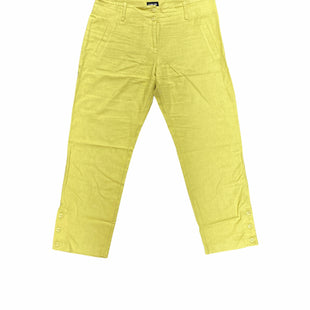 Primary Photo - BRAND: RONEN CHEN STYLE: PANTS COLOR: GREEN SIZE: 2 SKU: 196-19681-76463
