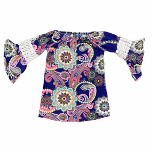 Primary Photo - BRAND: WIN WIN STYLE: TOP LONG SLEEVE COLOR: BLUE SIZE: S   SKU: 196-19681-72101