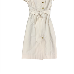 Primary Photo - BRAND: J CREW STYLE: DRESS SHORT SHORT SLEEVE COLOR: BEIGE SIZE: XS SKU: 196-196112-56809