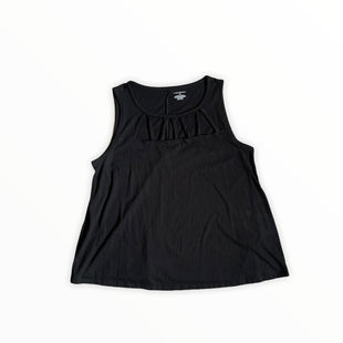 Primary Photo - BRAND: LANE BRYANT STYLE: TOP SLEEVELESS COLOR: BLACK SIZE: 1X SKU: 196-19666-16766