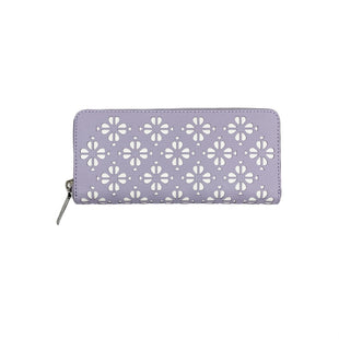 Primary Photo - BRAND: KATE SPADE STYLE: WALLET COLOR: LAVENDER SIZE: LARGE SKU: 196-19681-63866