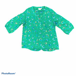 Primary Photo - BRAND: ST JOHNS BAY STYLE: TOP LONG SLEEVE COLOR: GREEN SIZE: XL SKU: 196-196133-4362
