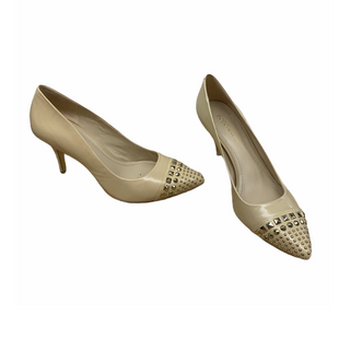 Primary Photo - BRAND: BCBGENERATION STYLE: SHOES HIGH HEEL COLOR: NUDE SIZE: 7.5 SKU: 196-19681-73579
