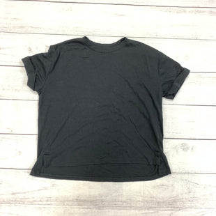 Primary Photo - BRAND: A NEW DAY STYLE: TOP SHORT SLEEVE COLOR: BLACK SIZE: 1X SKU: 196-14511-46039