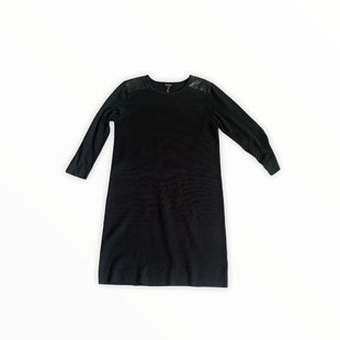 Primary Photo - BRAND: LAUNDRY STYLE: DRESS SHORT LONG SLEEVE COLOR: BLACK SIZE: S SKU: 196-19694-34663