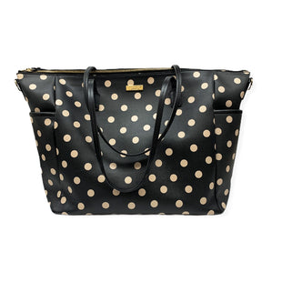Primary Photo - BRAND: KATE SPADE STYLE: DIAPER BAG COLOR: BLACK SIZE: LARGE SKU: 196-19666-16883