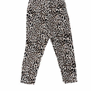 Primary Photo - BRAND: BANANA REPUBLIC STYLE: ATHLETIC PANTS COLOR: ANIMAL PRINT SIZE: XS SKU: 196-196133-4977