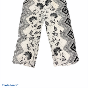 Primary Photo - BRAND: ANTHROPOLOGIE STYLE: PANTS COLOR: WHITE BLACK SIZE: M OTHER INFO: (8-10) SKU: 196-196112-52881