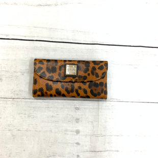 Primary Photo - BRAND: DOONEY AND BOURKE STYLE: WALLET COLOR: ANIMAL PRINT SIZE: MEDIUM SKU: 196-19681-71938